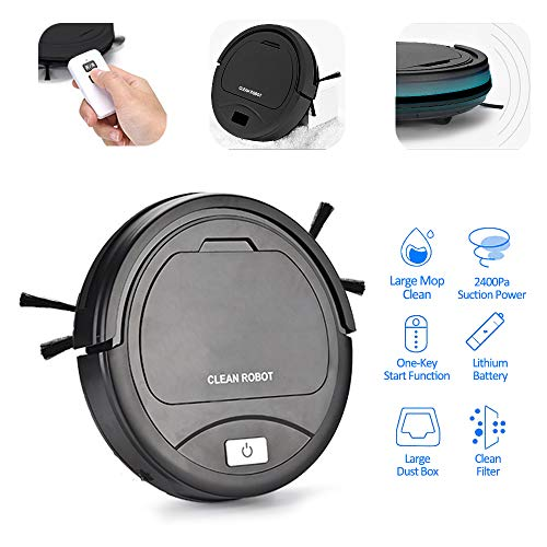 Lowest Price! Intelligent Sweeping Robot, K8 3-in-1 Vacuuming Sweeping and Mopping with Strong Sucti...