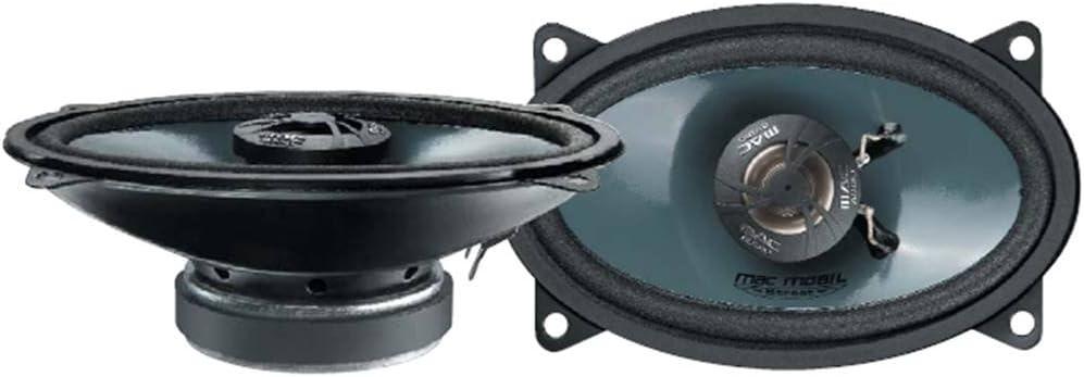 Import Royaume Uni Mac Audio Haut-parleur coaxial 160 W /à 2 voies avec puissance de cr/ête