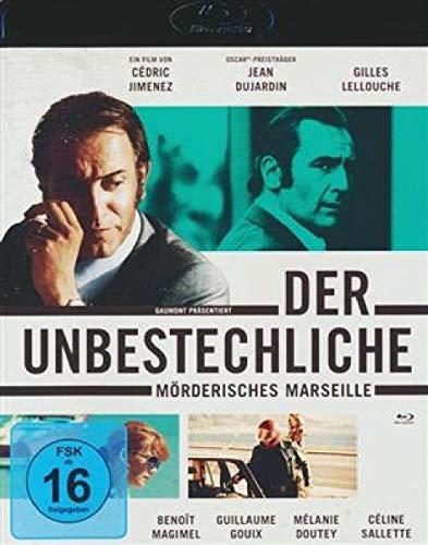Der Unbestechliche - Mörderisches Marseille [Blu-ray]
