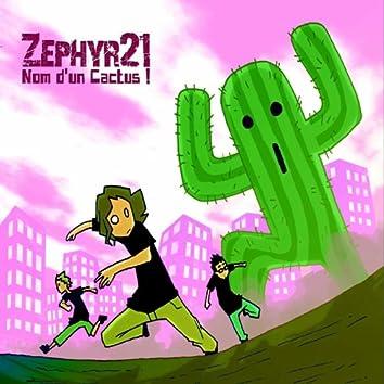 Nom d'un cactus ! (Réédition 2011)