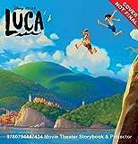 Disney Pixar: Luca (Movie Theater Storybook & Projector)