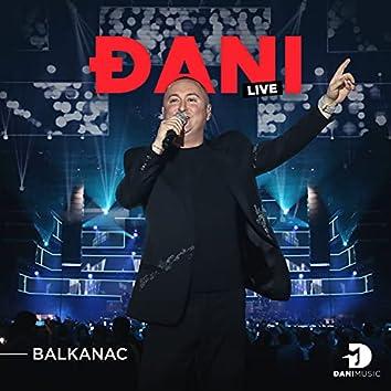 Balkanac (Live)