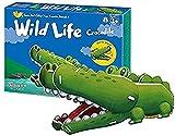 Rompecabezas de la Vida Salvaje cocodrilo, Edad 3+