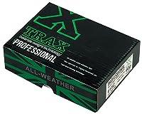 TRAX バランスウェイト 鉄製・貼り付けウェイト 20mm幅×4.2mm厚 【5g+10g刻み/60g】 TX-615C