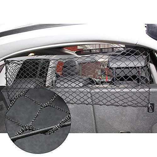 Lâ Vestmon Rejilla separadora universal para maletero de perros, rejilla de transporte protectora para perros para rutas de transporte seguras, 90 cm 30 cm