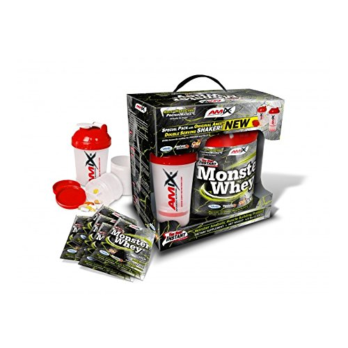 Monster Whey Protein - Chocolate, 2300 grs