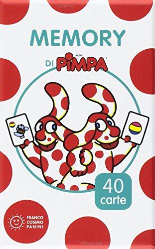 Il libro memory di Pimpa