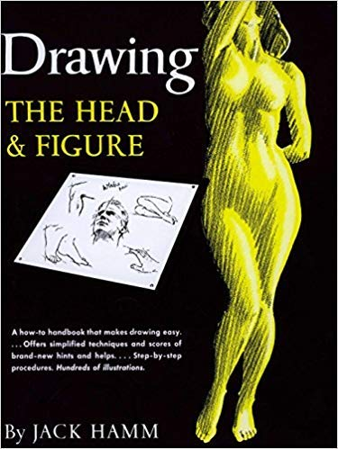 [By Jack Hamm] Drawing the Head and Figure: A How-To Handbook That Makes Drawing Easy-[Paperback] Best selling book for |Drawing Specific Objects|