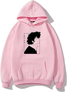 New 2021 Anime Hoodies Cowboy Bebop Casual Hooded Sweatshirt Unisex Clothing