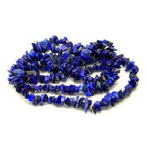 Charming Beads Lapislazzuli Perline Blu Chips 5mm-8mm Tinti Lungo Fili di 240+