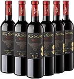Pata Negra Roble - Vino Tinto D.O. Toro - Caja de 6 Botellas x 750 ml