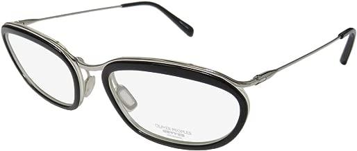 Oliver Peoples Massine Womens/Ladies Titanium Allergy Free Spectacular Eyeglasses/Eyeglass Frame