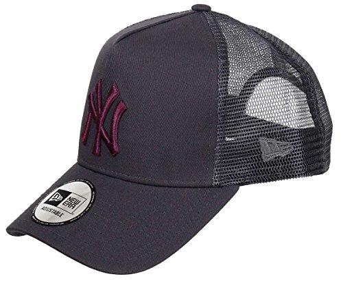 New Era York Yankees A Frame Trucker cap Gray Edition Grahpite - One-Size