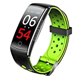 YQG Fitness Tracker, Smartwatch Android iOS Smart Watch Fitness Intelligente Uomo Donna Bluetooth...