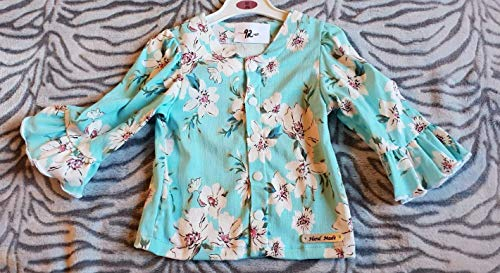 Mädchenbluse Größe 92 Bluse Shirt