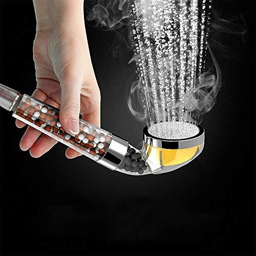 JEHO Filter Transparante Vitamine C Thuis Hoge Druk ABS Nozzles Handheld Spray Badkamer Praktische Douchekop Verzacht Hard Water