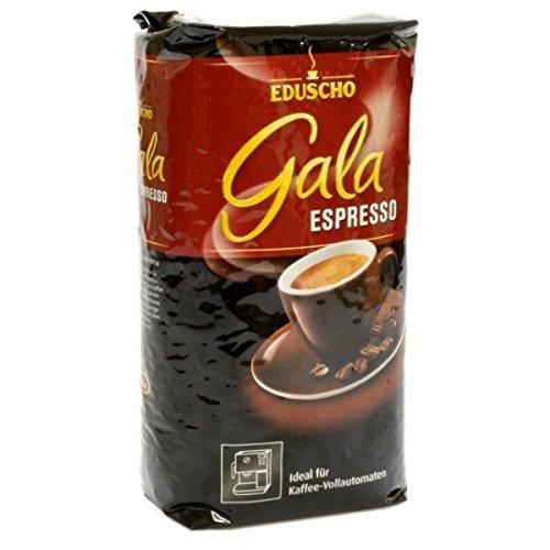 Eduscho Gala Espresso Ganze Bohne 8 Kg