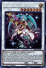 Yu-Gi-Oh! - Fortune Lady Every - RIRA-EN038 - Secret Rare - 1st Edition - Rising Rampage