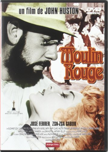 Moulin Rouge (Manga) [DVD] [DVD]