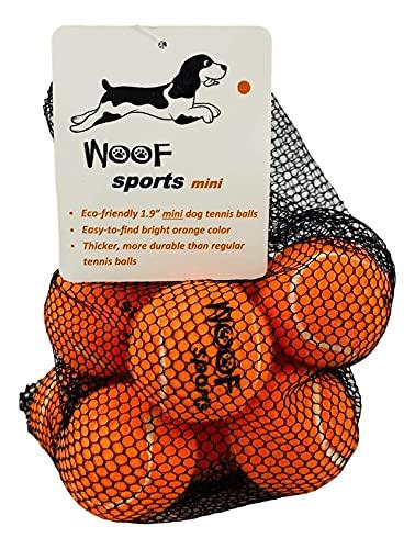 Pelotas De Tenis De Colores  marca Woof Sports