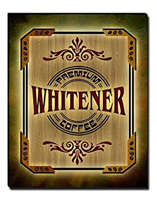 ZuWEE Whitener Coffee Gallery Wrapped Personalized Canvas Print