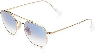 نظارات شمسية مربعة الشكل نمط مارشال من راي بان RB3648