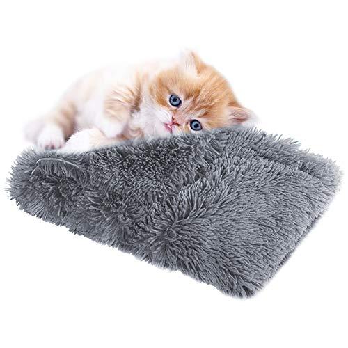 YUIP Soft Pet Decke, Pet Decke dunkelgrau, Hundedecke, geeignet für die meisten Hunde oder Katzen, dunkelgrau