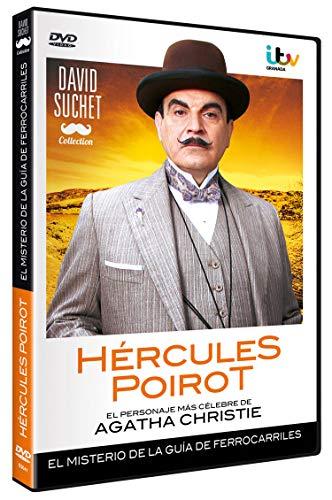 [Hercules Poirot]  El misterio de la guia del ferrocarril [DVD]