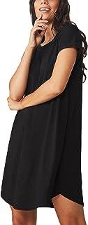 Cotton On womens Tina Short Sleeve T-shirt Dress Casual Dress