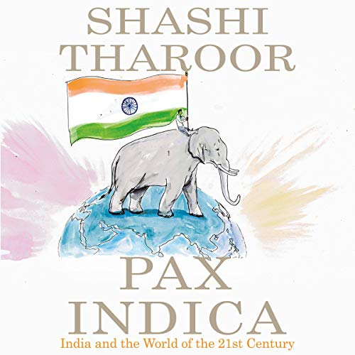 Pax Indica audiobook cover art