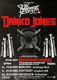 Danko Jones - Life Loud, Tour 2009 » Konzertplakat/Premium