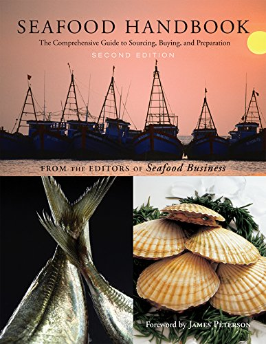 Image OfSeafood Handbook: The Comprehensive Guide To Sourcing, Buying And Preparation