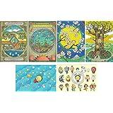 コジコジ ポストカード (6枚セット)