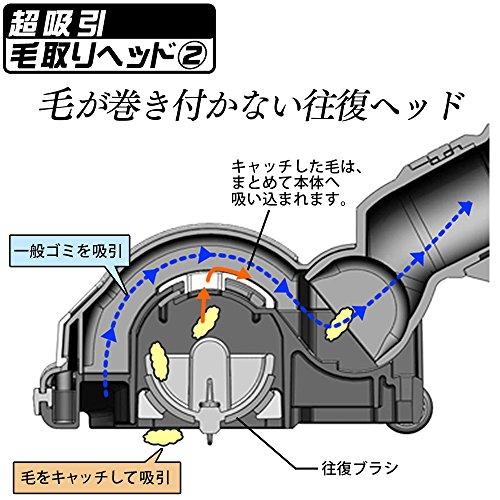 IRISOHYAMA(アイリスオーヤマ)『サイクロンスティッククリーナー(ESC-55K)』