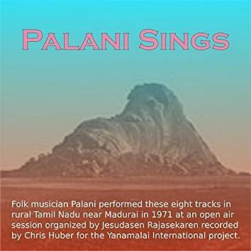 Palani Sings