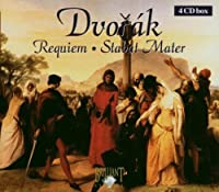Requiem & Stabat Mater by A. Dvorak (1900-01-01)