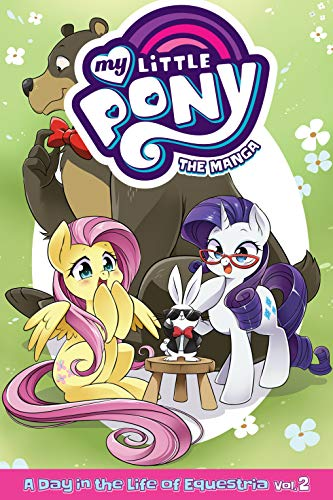 My Little Pony: The Manga A Day in the Life of Equestria Vol. 2 (English Edition)