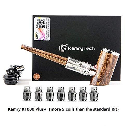 Kamry K1000 Plus 35W Epipe Kit avec Sub Ohm X6 Plus Tank & Built in 1100mah Battery Kit complet Vape énorme, sans...