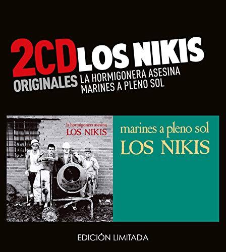 Los Nikis -La Hormigonera Asesina / Martires A Pleno Sol (2 CD)