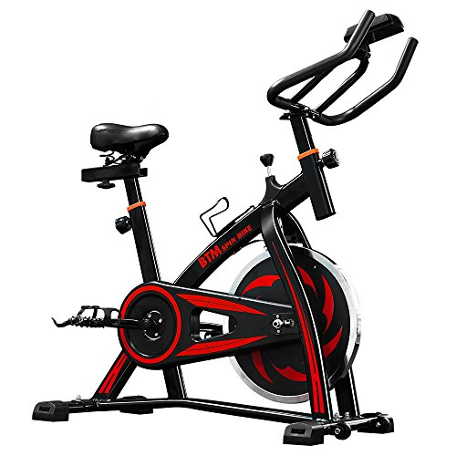 LIFE CARVER BTM Indoor Cycling Exercise Bike Spin...