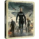Captain America: The Winter Soldier (4K UHD Steelbook Blu Ray)