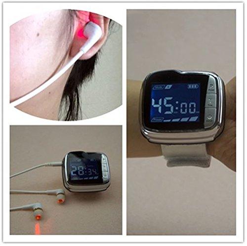 Medicomat - Dispositivo elettronico per terapia laser dell'acufene