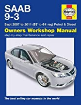 Saab 9-3 Petrol & Diesel Service and Repair Manual: 07-11 (Haynes Service and Repair Manuals) by M. R. Storey (2013-01-10)