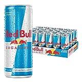 Red Bull Bevanda Energetica Sugarfree - 24 Lattine da 250 ml