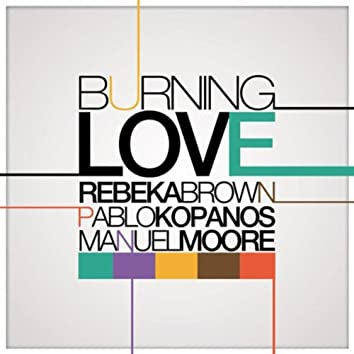 Burning Love - EP