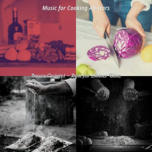 Music for Cooking All-stars