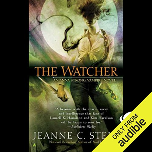 The Watcher audiobook cover art