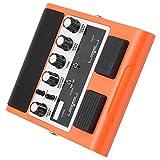 Amplificador de guitarra de pedal, accesorios de instrumentos musicales de(Orange, European regulations)