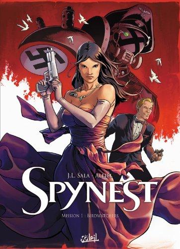 Spynest T01: Birdwatchers
