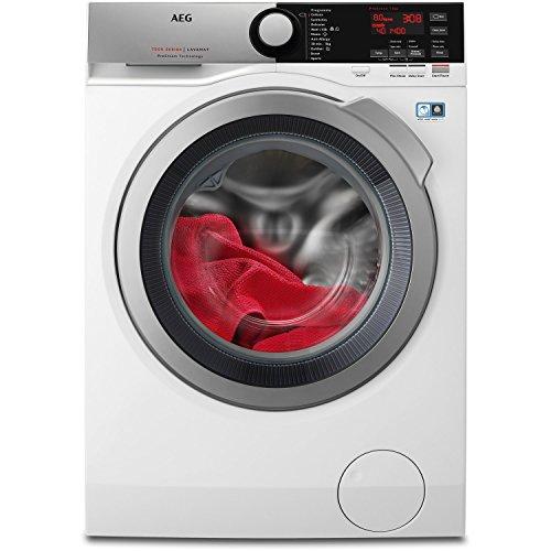 AEG L7FEE845R 7000 Series 8kg 1400rpm Freestanding Washing Machine - White
